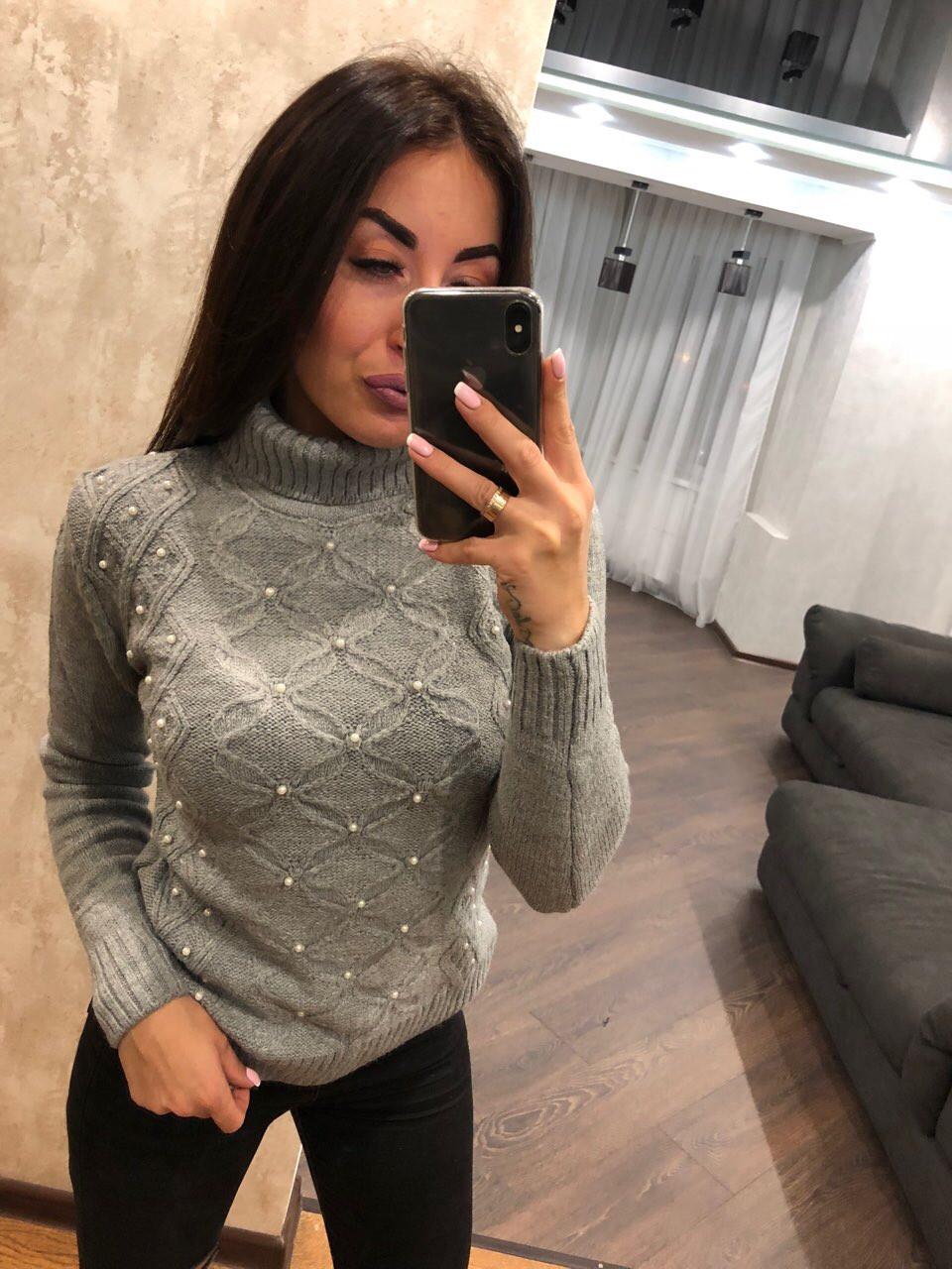 b507b41e20d0 Вязаный свитер