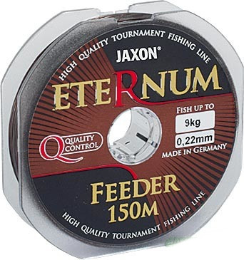 Леска Jaxon  ETERNUM FEEDER 0,30 150 м