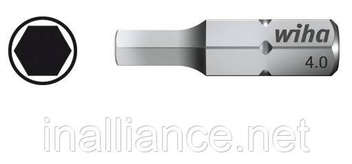 Бита HEX 4 х 25 мм шестигранник Wiha 01706