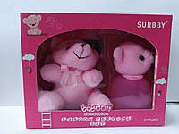 Детский подарочный набор Surbby: парфюм + мягкая игрушка