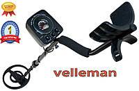 Металлоискатель Velleman 65 GC-1065 с дискриминацией до 1,8 м, фото 1