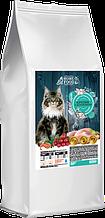 Сухий корм для дорослих стерилізованих котів Home Food кролик з журавлиною, 400г