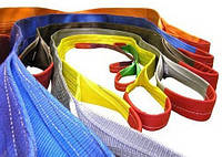 Стропы текстильные ленточные 4СТ