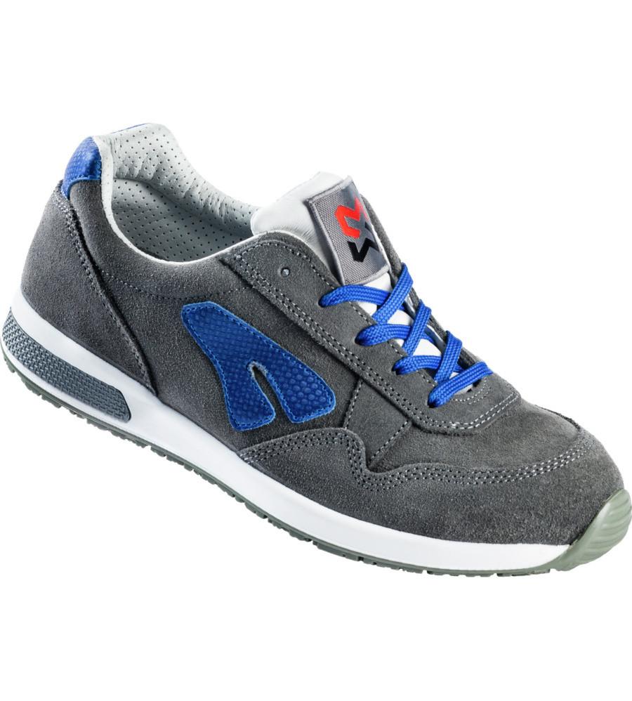 Кроссовок Серый с синим Wurth