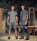 Кроссовки Modyf Stretchfit черные высокие Wurth, фото 2