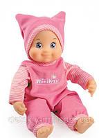 Оригинал. Интерактивный пупс Baby Minikiss Smoby 160151