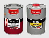 Novol Protect 360 эпоксидный антикоррозийный грунт 1+1, 0,8л+0,8л