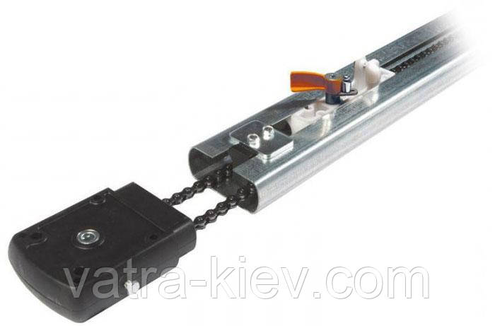 CAME V0683 Направляющая шина с цепью для автоматики секционных ворот серии VER-1-2 - фото 1