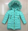 Куртка зимняя на девочку , фото 4