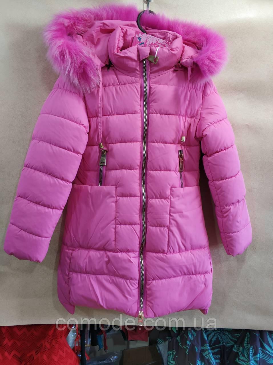 Куртка зимняя на девочку