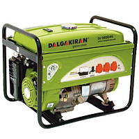 DJ 8000 BG-Е 7 кВт Генератор бензиновый DALGAKIRAN