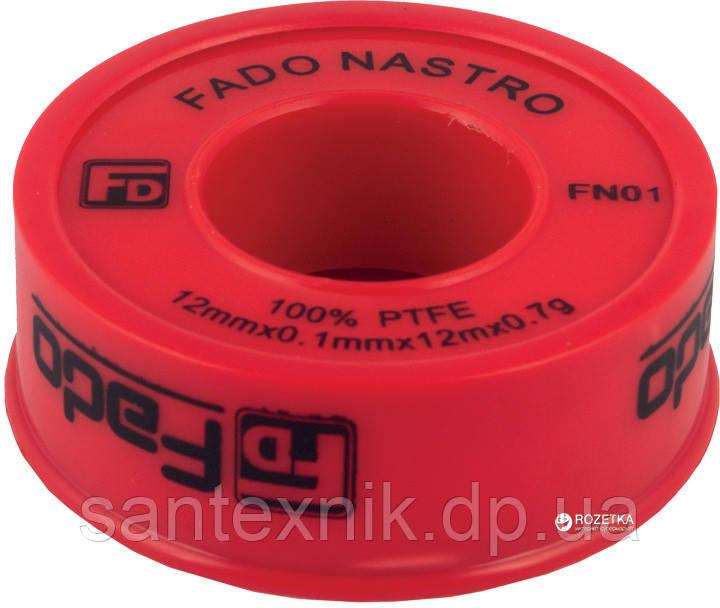 Фум лента вода (узкая) /FN01