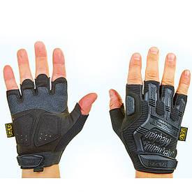 Перчатки тактические с открытыми пальцами MECHANIX BC-5628