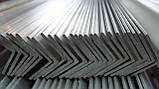 Уголок алюминиевый 30/40, толщина стенки 3, марка алюминия АД31, АМг5, Д16Т, АМц, фото 3