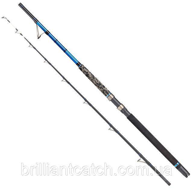Лодочное удилище DAM Steelpower Blue Light Boat Power Tip 1.80м 2сек.50LBS