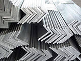 Уголок алюминиевый 40/40, толщина стенки 2, марка алюминия АД31, АМг5, Д16Т, АМц, фото 3
