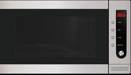 Микроволновая печь EWT INOX MEG537