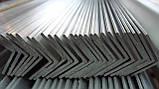 Уголок алюминиевый 40/40, толщина стенки 4, марка алюминия АД31, АМг5, Д16Т, АМц, фото 3