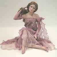 Кукла фарфоровая Clementina