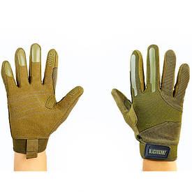 Перчатки тактические с закрытыми пальцами BLACKHAWK BC-4924 (реплика)