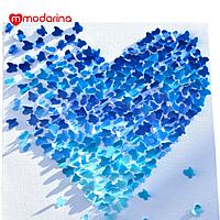 Картина  Дизайнерские бабочки Romantic Heart
