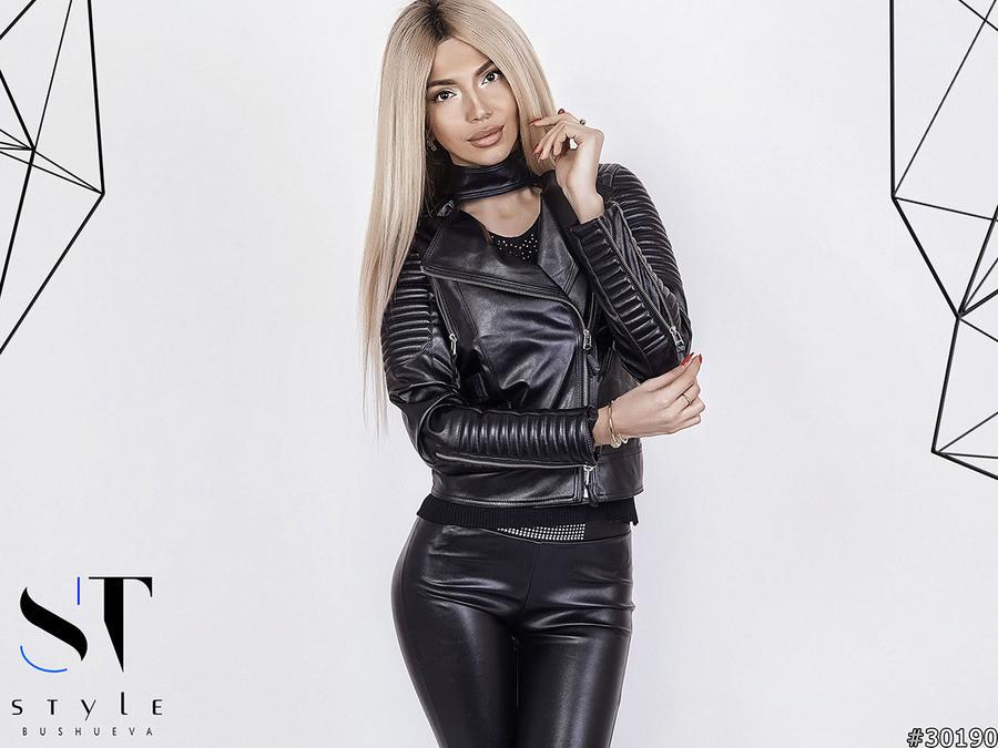 091791523d9e Женская куртка косуха в расцветках 443 (Zara) - Интернет-бутик