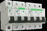 Автоматический выключатель ECO АВ2000 2Р C 40A 6кА