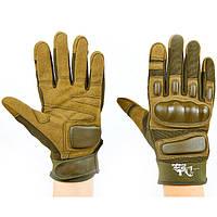 Перчатки тактические с закрытыми пальцами SILVER KNIGHT BC-7052
