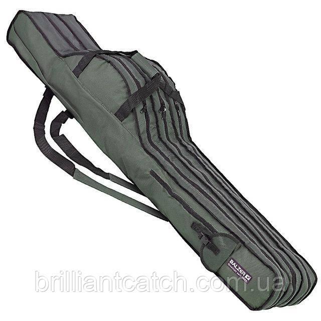 Чехол Balzer Performer для 3 удилищ с катушками 125x25см