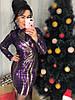 Праздничное платье с ярким дизайном.  Размер: М -42 , Л-44. Разные цвета (0410), фото 2