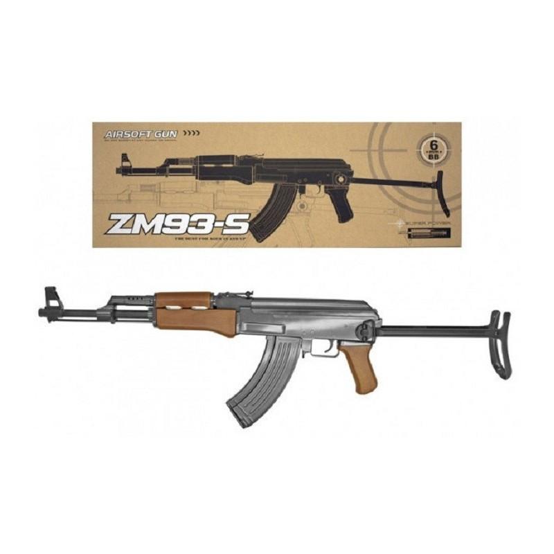 Автомат ZM93-S металлический