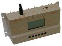 Контроллер заряда MPPT30 (12/24В, ток 30А, ЖК индикатор, выход USB 5В)