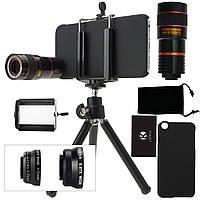Набор объективов камеры CamKix, совместимый с iPhone 6 / 6S