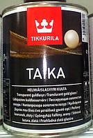 Tikkurila Taika KL перламутровая лессирующая лазурь (TAIKA золото) 0,9 л