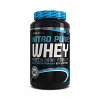 Сывороточный протеин изолят BioTech Nitro Pure Whey 908 грамм Фундук