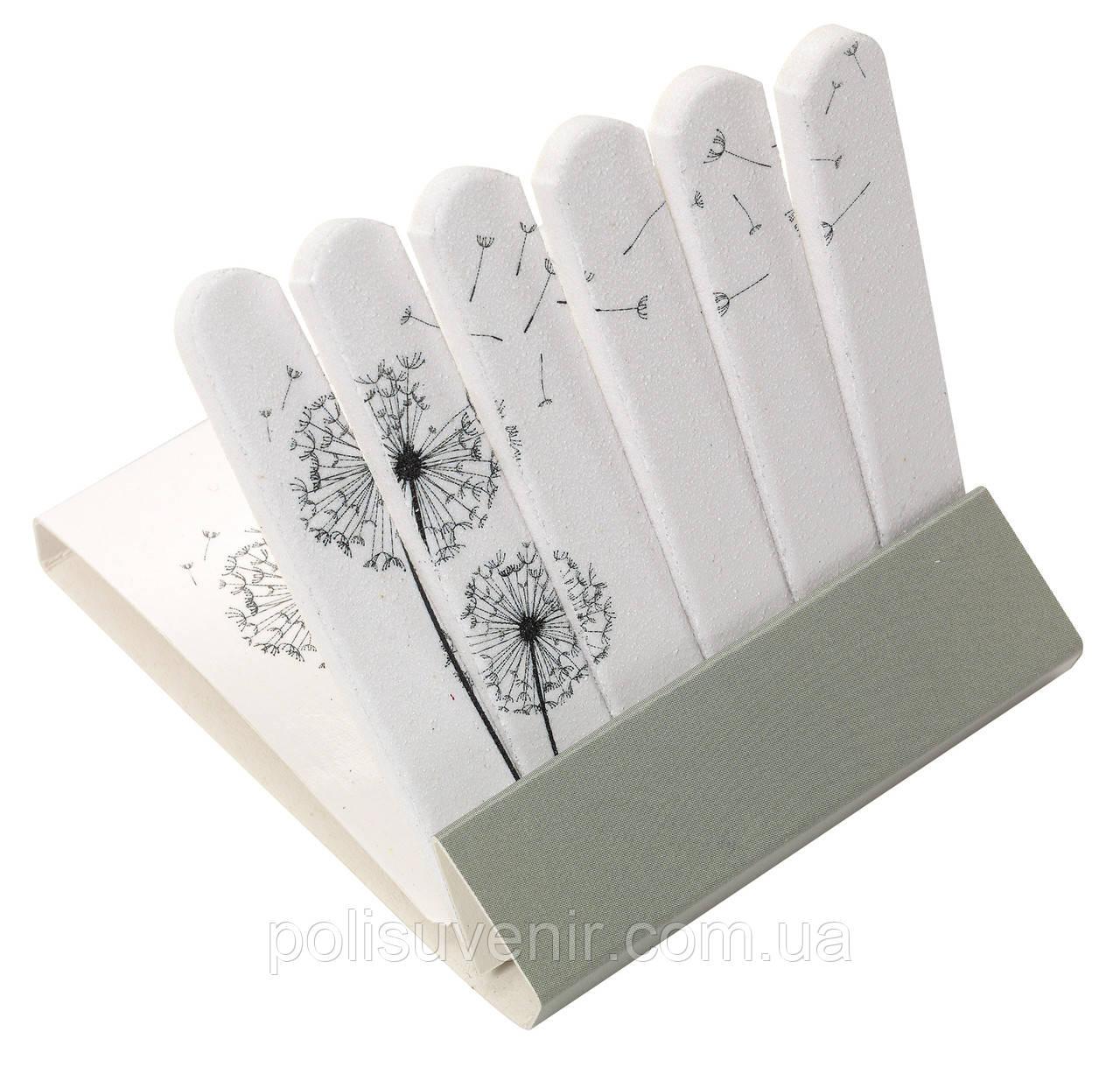 Комплект мини напильничков для ногтей