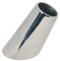 Нержавеющий стакан для релинговой стойки с наклоном 60 градусов