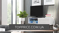 ТВ тумба навесная Livo RTV-120W (Halmar)