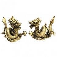 Фигурки из полимеров Дракон