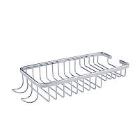 Полка решетка для ванной 24 см Cosh (CRM)S-82-111 хром