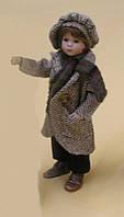 Кукла фарфоровая Giacomino