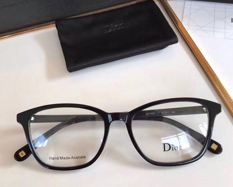 5885c91058a9 Купить Женская брендовая пластиковая оправа в стиле Dior 003 SR-1193 ...