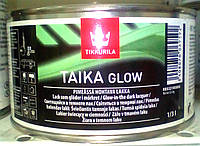 Tikkurila TAIKA glow , Тайка Глоу светящийся лак для внутренних работ 0,33л