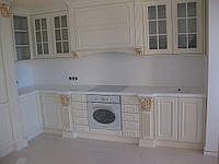 Кухонная столешница, барная стойка из акрилового камня