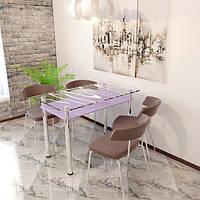 """Столы обеденные стекло """"Бриз"""", фото 1"""