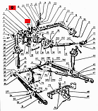Важіль поворотний МТЗ-80, Д-240, фото 4
