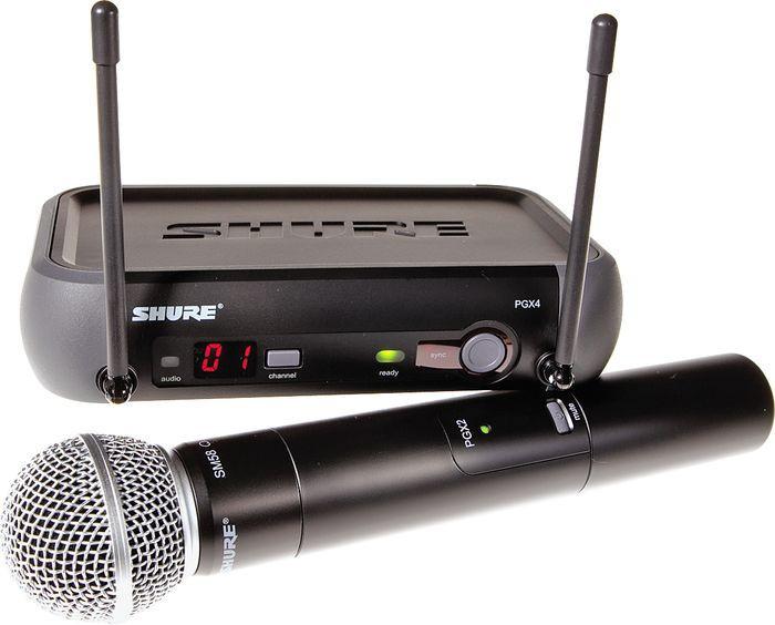 Беспроводной микрофон DM PGX I