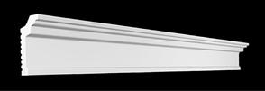 Потолочный плинтус 2м GPX-1 35х20 mm для натяжных потолков