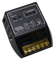 Контроллер заряда CMP12-10A (12В/24В, ток 10А)