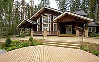 Проект индивидуального загородного дома